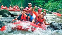 Bali: Six-Hour Ayung River Rafting