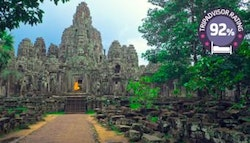 Cambodia: award-winning stay for two