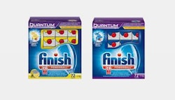 144 Finish QUANTUM Powerball dishwashing