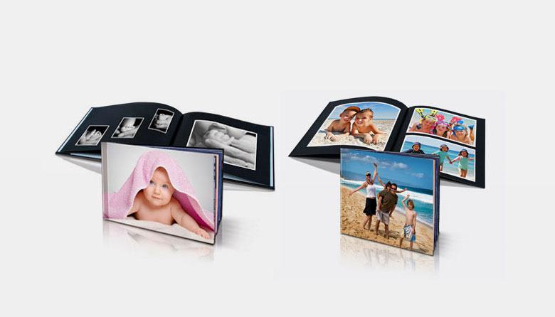 Customisable photo books from $3