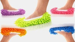 One pair of microfibre mop