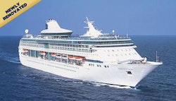 Royal Caribbean two night cruise