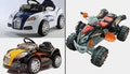Electric ride-on car for kids,