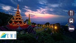8 day Myanmar package deposit