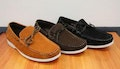Men's Freeland boat shoes, $24.