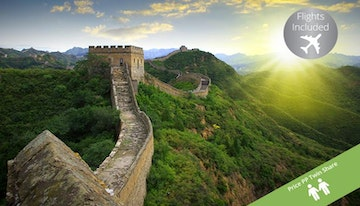 China: 12-Night Package with Flights