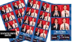 Mobile service: Photo booth package