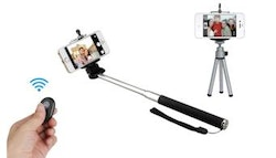 Selfie Stick with Remote Control