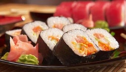 Nerang: Sushi Dinner for Two