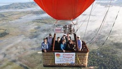 One-Hour Hot Air Balloon Flight