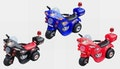 Battery powered kids ride-on-trike, just