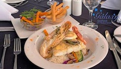 Southport: Three-Course Mediterranean Dining