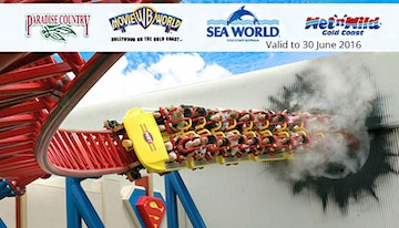 Unlimited theme park pass! Warner